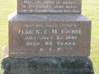Bourke - Florence M