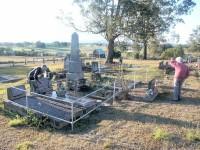 Oxley Island Cemetery