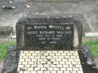 Wallace - James Richard