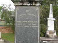 Wallace - Matthew