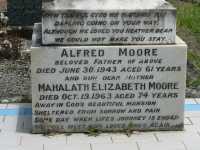 Moore - Alfred and Mahalath Elizabeth