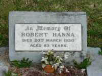 Hanna - Robert
