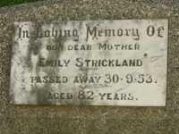Strickland - Emily