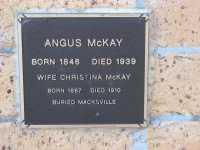 McKay - Angus and Christina