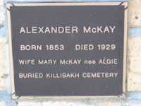 McKay - Alexander and Mary