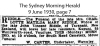 Riddle - Charlotte Mary Matilda - Funeral Notice
