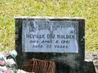 Holden - Neville D J