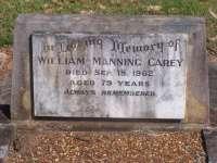 Carey - William Manning