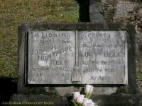 Relf - Joseph Montague and Lucy