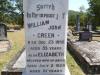 Green - William John and Elizabeth