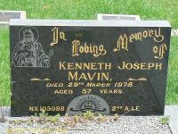 Mavin - Kenneth Joseph