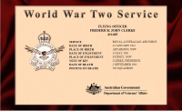 Clerke - Frederick John - Service Certificate