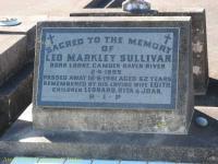 Sullivan - Leo Markely