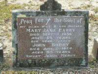 Barry - Mary Jane and John