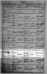 Baptism Record - Dorse - Thomas