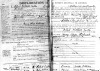 Marriage Certificate - Easton - Robert Mitchell and Holmes - Mary Alice - Reverse