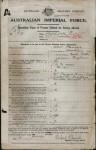 PHENNAH Robert - Military Record
