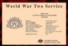 Mudford - Clifton Hartley - Service Certificate
