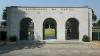 Kanchanaburi War Cemetery Entrance
