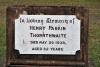 Thornthwaite - Henry Parkin