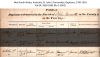 Clarke - William - Baptism Certificate