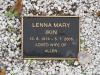 Ikin - Lenna Mary